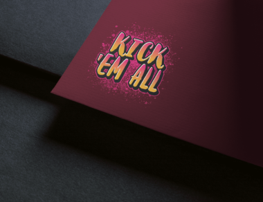Logo & Branding for Kick'Em All