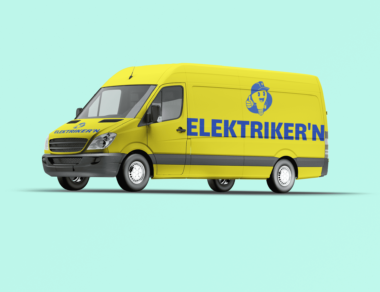 Logo & Branding for Elektriker'n